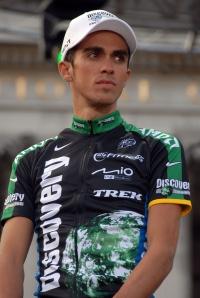 Contador in London 2007